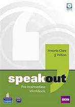 Speakout Pre-intermediate Workbook without Key and Audio CD