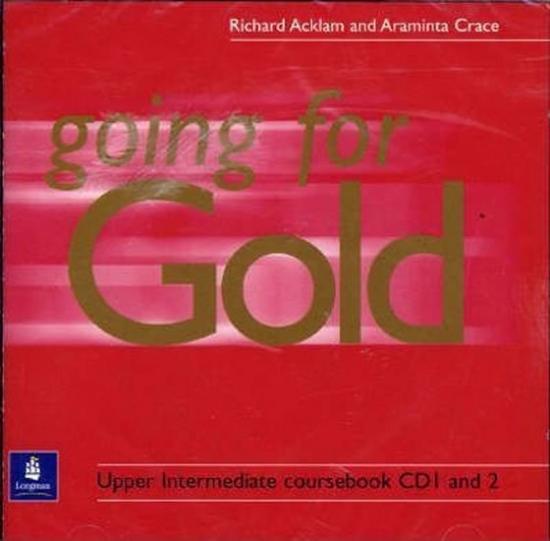 GOING FOR GOLD Upper Intermediate Class Audio CD (2)