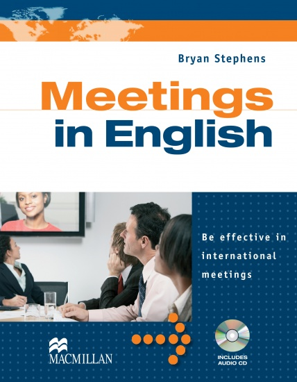 Meetings in English Student´s Book with Audio CD