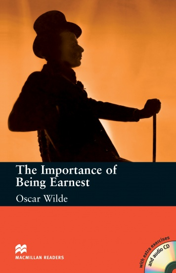 Macmillan Readers Upper-Intermediate The Importance of Being Earnest + CD