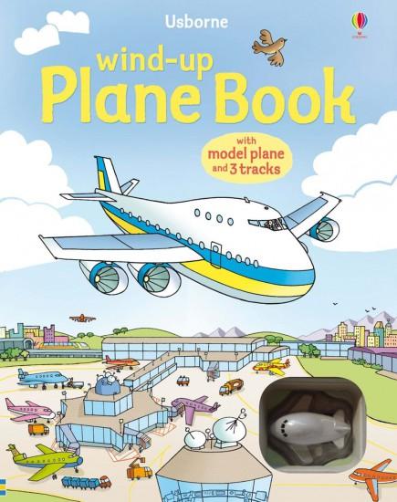 Wind-up Plane