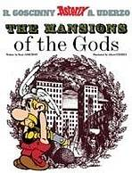 ASTERIX AND MANSIONS OF THE GODS