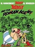ASTERIX AND THE ROMAN AGENT : 9780752866338
