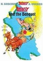ASTERIX AND BANQUET : 9780752866093