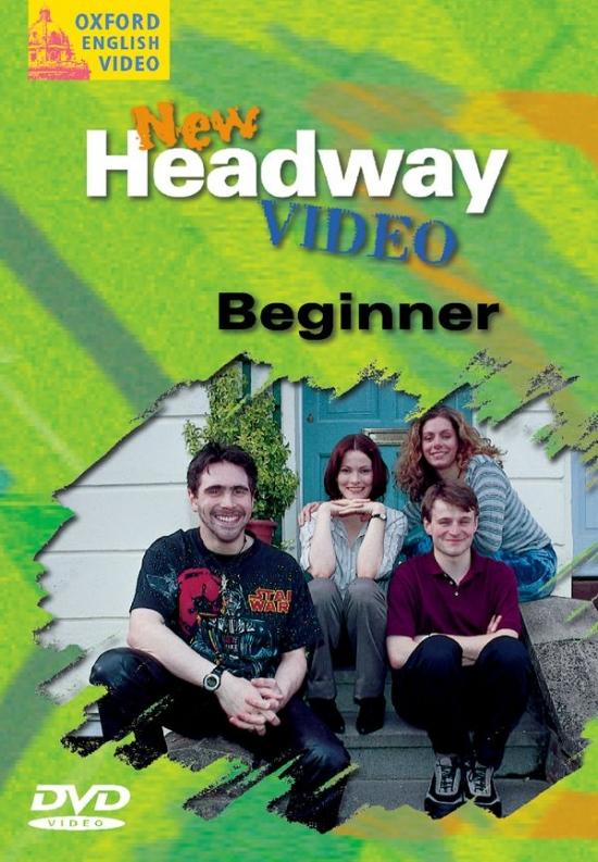 NEW HEADWAY BEGINNER DVD