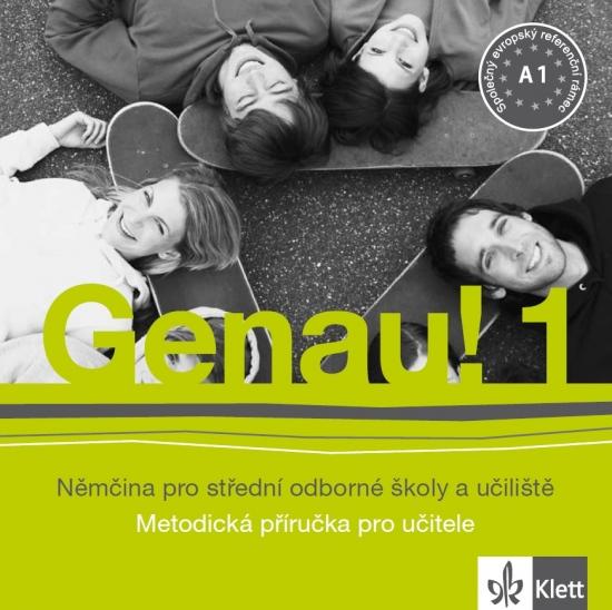 Genau! 1 - metodická příručka pro učitele na CD