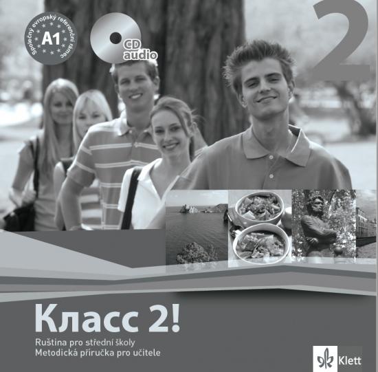 Klass! 2 metodická příručka pro učitele na CD