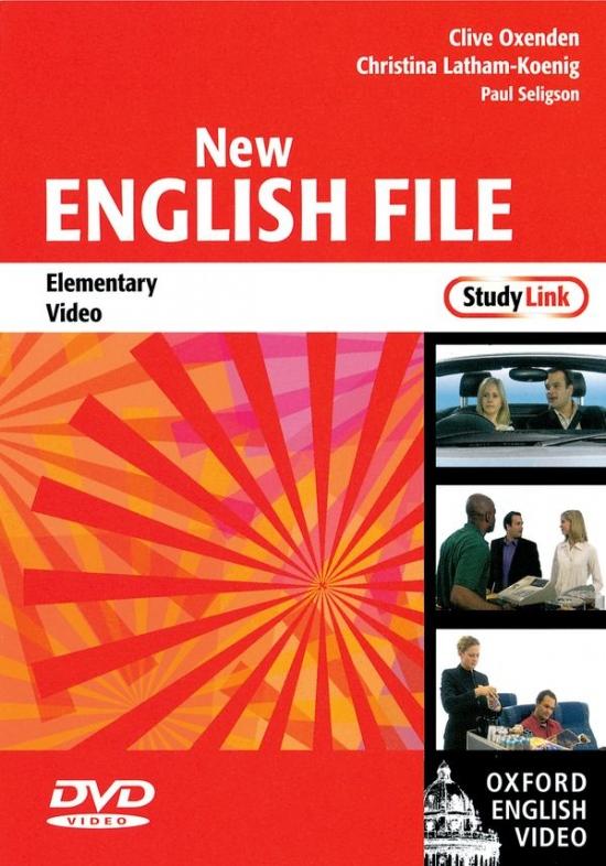 NEW ENGLISH FILE ELEMENTARY DVD