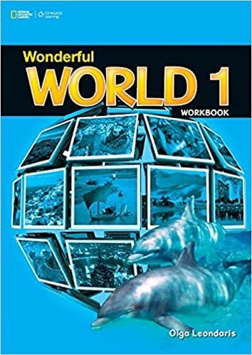 WONDERFUL WORLD 1 WORKBOOK