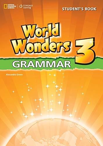 WORLD WONDERS 3 GRAMMAR STUDENT´S BOOK