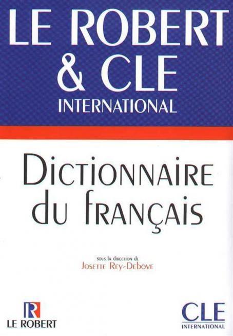 CLE DICTIONNAIRE DU FRANCAIS - REFERENCE APPRENTISSAGE : 9782090339994