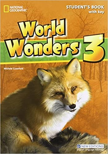 WORLD WONDERS 3 STUDENT´S BOOK WITH KEY