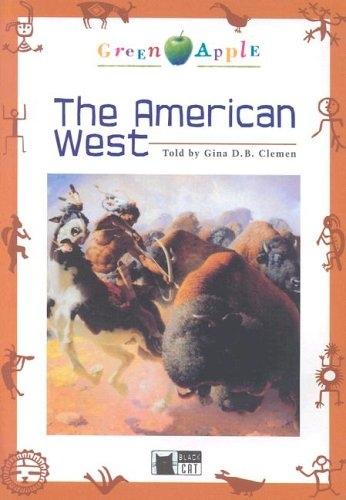 BLACK CAT - AMERICAN WEST + CD (G.A. level 1)