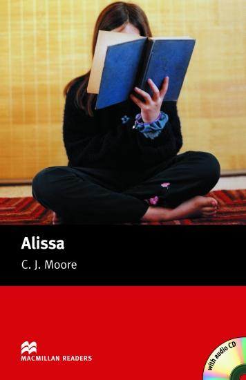 Macmillan Readers Starter Alissa + CD : 9781405077880