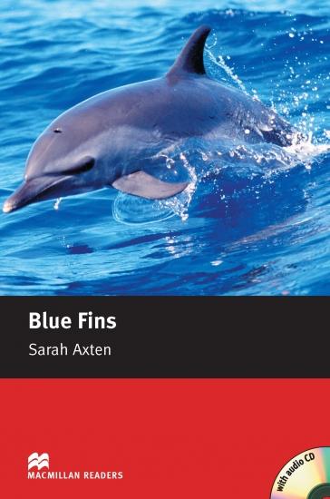 Macmillan Readers Starter Blue Fins + CD