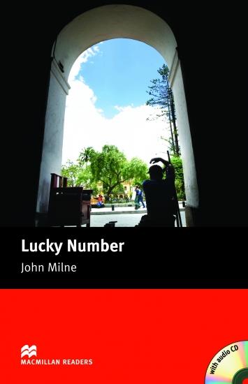 Macmillan Readers Starter Lucky Number + CD