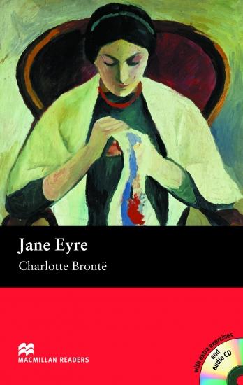 Macmillan Readers Beginner Jane Eyre + CD : 9781405076166