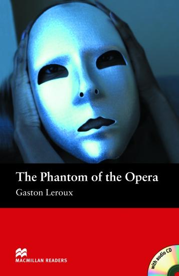 Macmillan Readers Beginner The Phantom of the Opera + CD