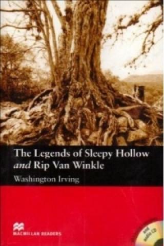 Macmillan Readers Elementary The Legends of Sleepy Hollow and Rip Van Winkle + CD