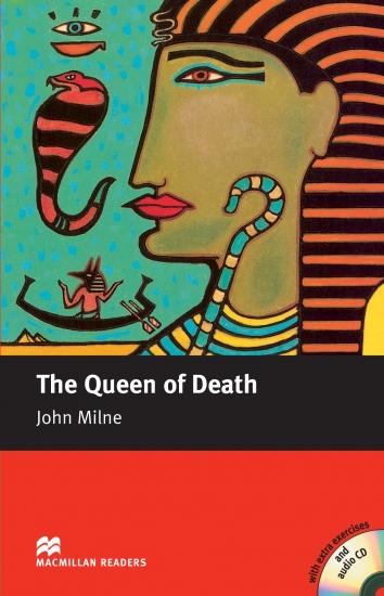 Macmillan Readers Intermediate The Queen Of Death + CD