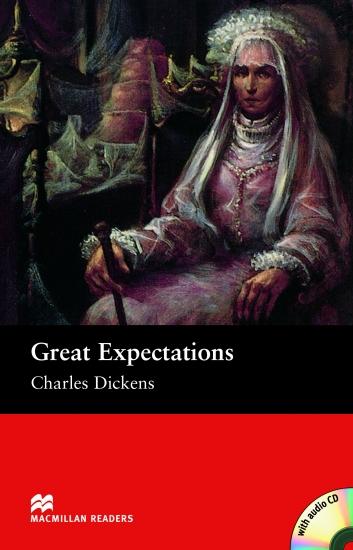 Macmillan Readers Upper-Intermediate Great Expectations + CD
