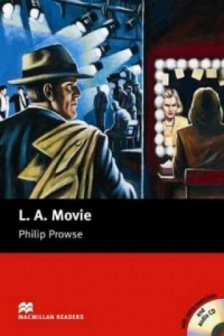 Macmillan Readers Upper-Intermediate L.A. Movie + CD : 9781405077118