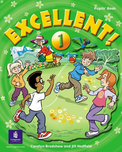 Excellent! 1 Pupils´ Book