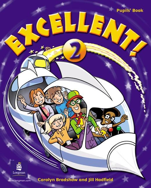 Excellent! 2 Pupils´ Book