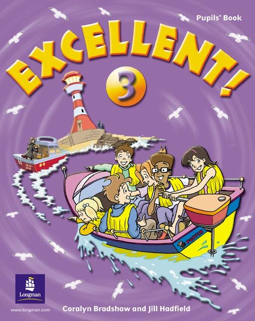Excellent! 3 Pupils´ Book