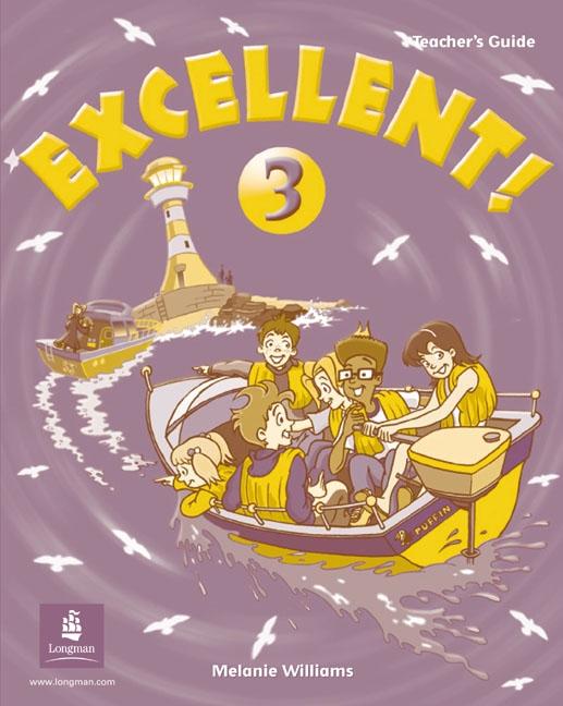 Excellent! 3 Teacher´s Guide CZ