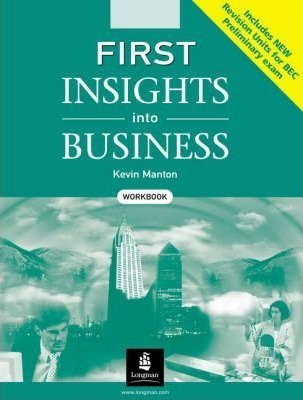 First Insights Into Business BEC Workbook with Key