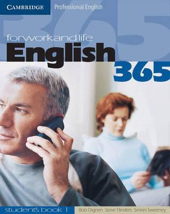 English 365 1 Student´s Book