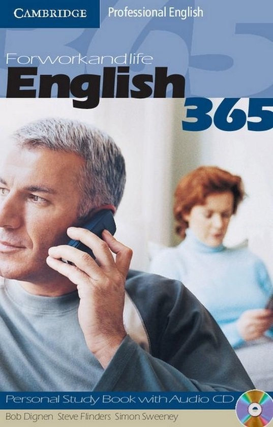 English 365 1 Personal Study Book with Audio CD