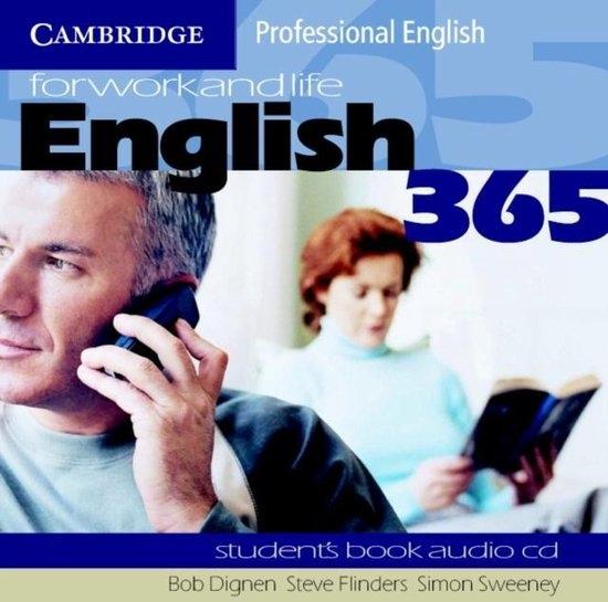 English 365 1 Audio CDs