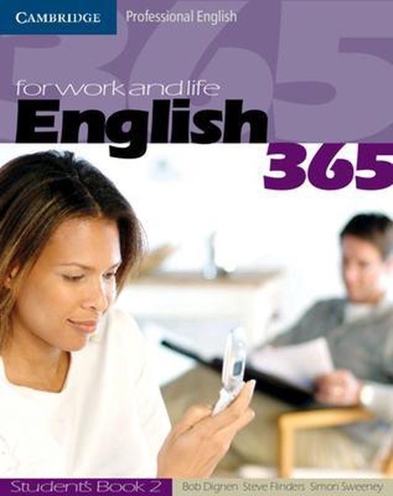 English 365 2 Student´s Book : 9780521753678