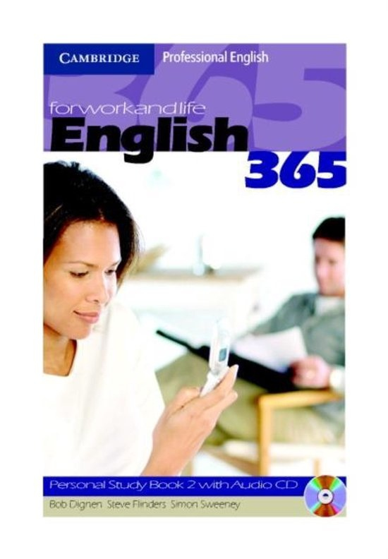 English 365 2 Personal Study Book with Audio CD