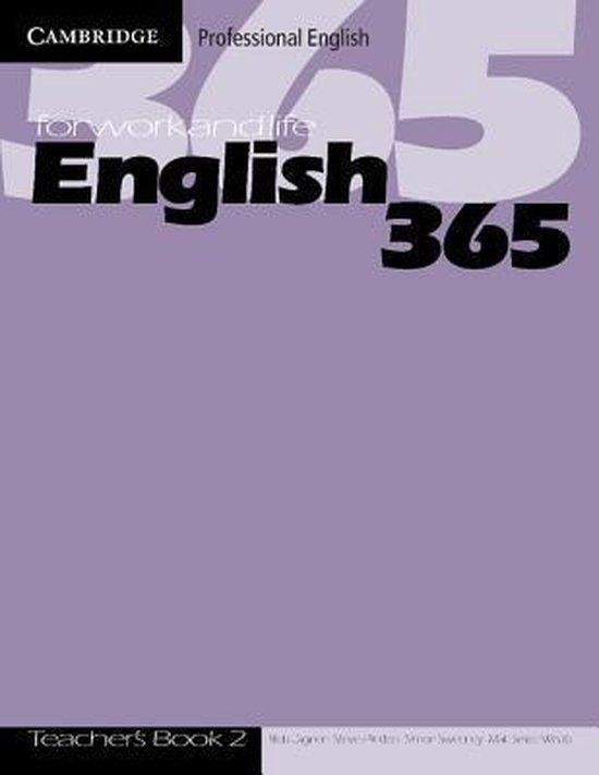 English 365 2 Teacher´s Book