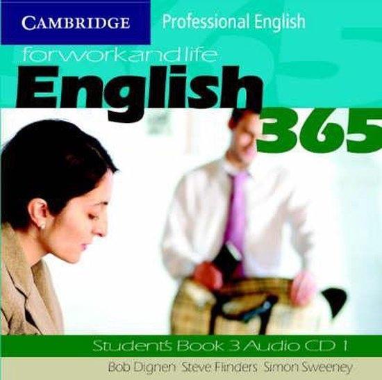 English 365 3 Audio CDs : 9780521549196