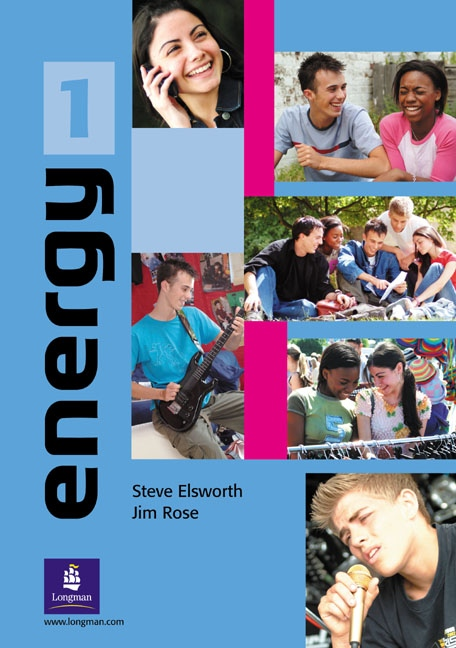 Energy 1 Student´s Book and Vocabulary NoteBook