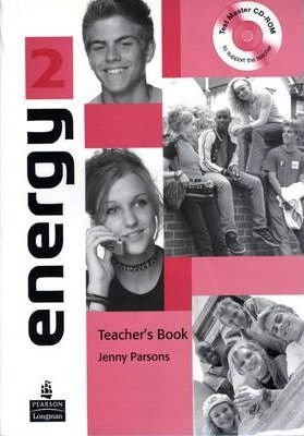 Energy 2 Teacher´s book with DVD and Test Master CD-ROM : 9781405843164