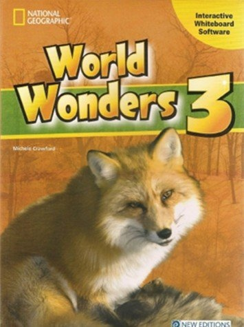WORLD WONDERS 3 INTERACTIVE WHITEBOARD SOFTWARE