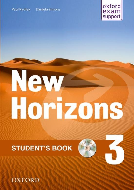 New Horizons 3 Student´s Book with MultiROM