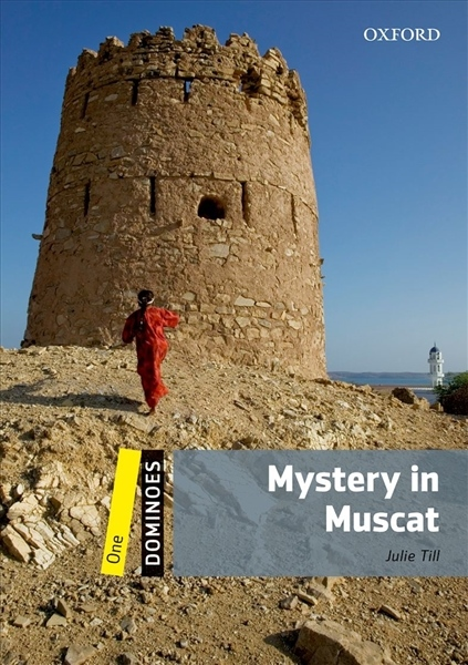 Dominoes 1 (New Edition) Mystery In Muscat + audio Mp3 pack