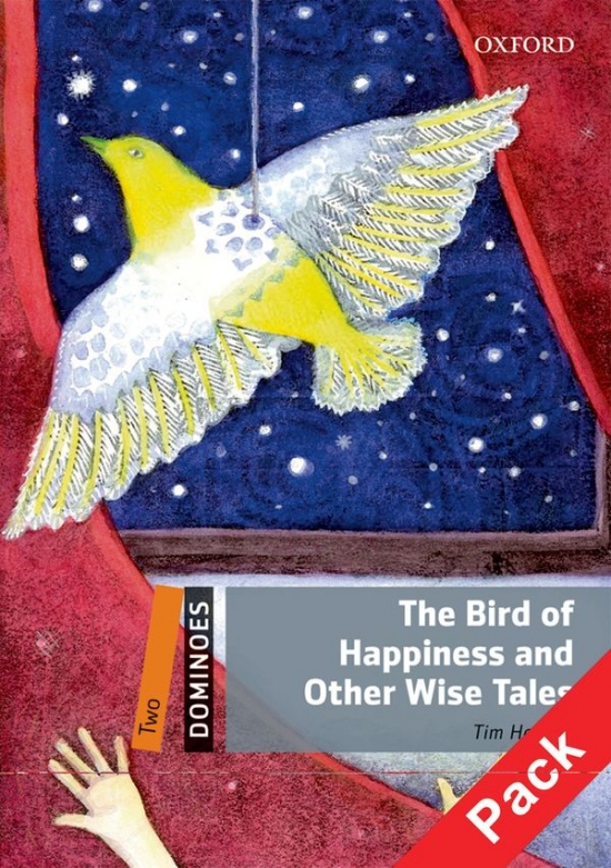 Dominoes 2 (New Edition) The Bird Of Happiness and Other Wise Tales + MultiROM