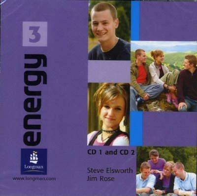 Energy 3 Class Audio CD (3)