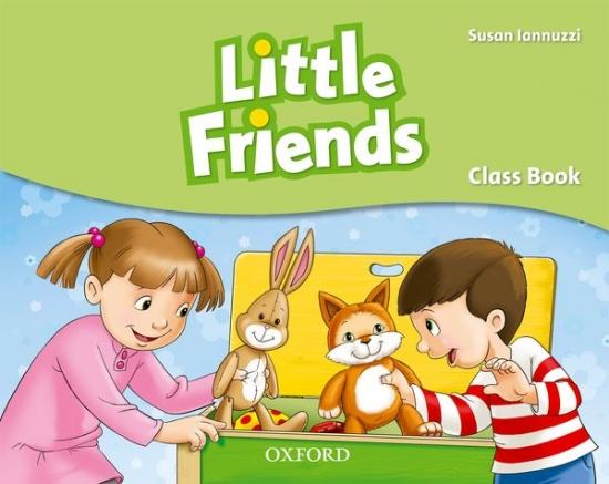 Little Friends Student´s Book