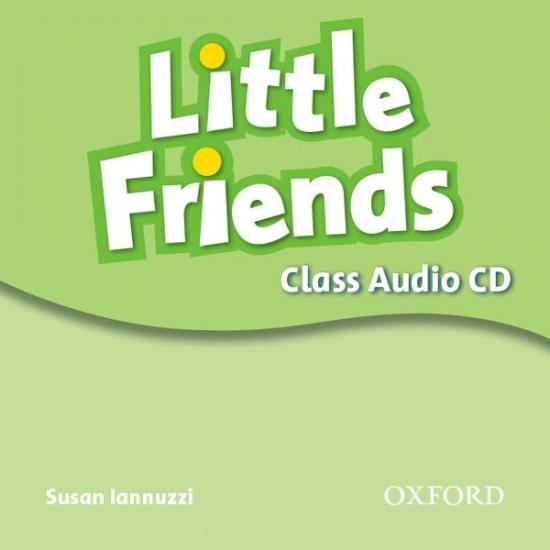 Little Friends Class Audio CD