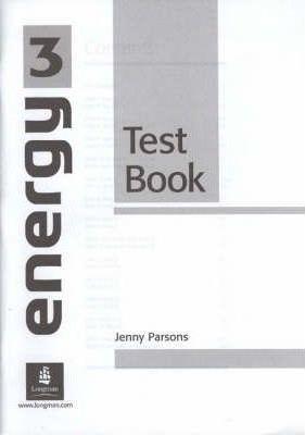 Energy 3 Test Book