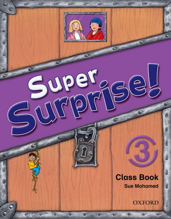 Super Surprise 3 Course Book