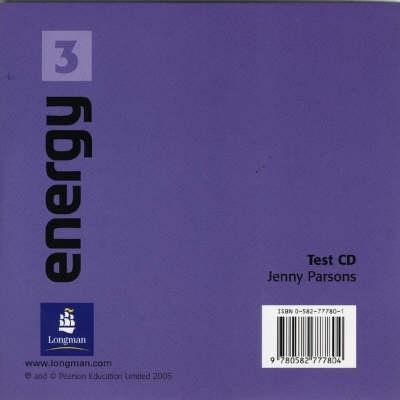 Energy 3 Test CD